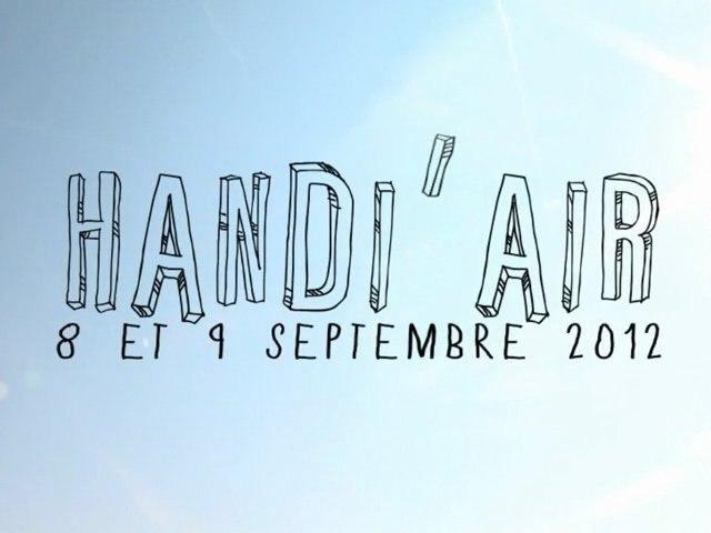 Handi'Air - 8 et 9 septembre 2012