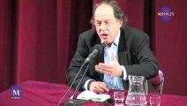 ADS : Leçon inaugurale : Jean-Claude Ameisen : La volonté que la liberté de l'autre soit
