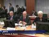 Ministros de finanças da Eurozona discutem futuro da Grécia