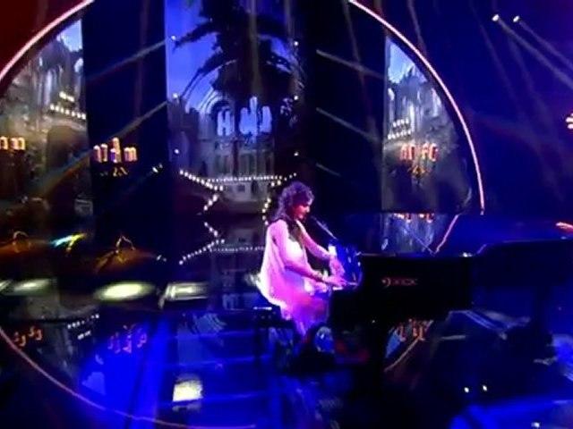 """Milla chante """"Your Song"""" de Elton John - Demi-finale"""
