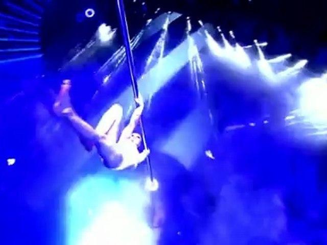La gracieuse pole dance de Cherry Lequarré - Demi-finale