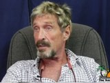 Anti-Virus Software Creator John McAfee Wanted for Murder in Belize