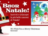 Ecosound - We Wish You a Merry Christmas - Natale