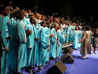 Gfp 2012 - Deitrick Haddon & Total Praise Part.1