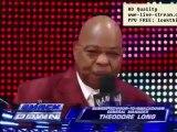 WWE RAW 11/12/12 Randy Orton and Kofi Kingston vs Dolph Ziggler