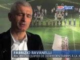 Exclu RMC Sport / F. Ravanelli évoque Italie - France, Zidane et l'OM
