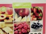 Freeze dried fruit bucket
