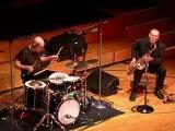 À l'improviste - Concert - Duo - Urs Leimgruber et Roger Turner