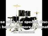 Best Buy Black Friday 2012 ad - New Drum Set Black 5-Piece Complete - Best Drum Set Brands