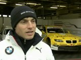 40th Anniversary BMW M - Bruno Spengler BMW DTM Driver and DTM - Champion 2012