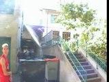 10 marches stairs en 5/0 Regis Owned lol