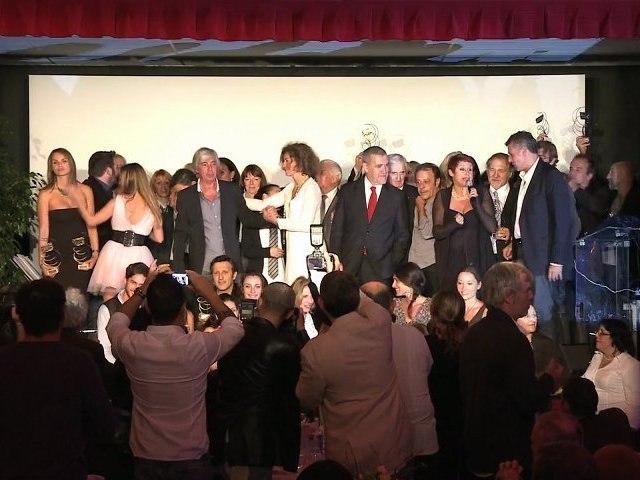 Trophées du Public : les « Héros de la Télé 2012 » à Beausoleil
