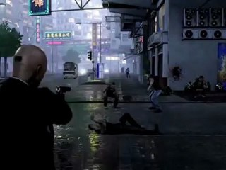 Character Pack : Hitman Agent 47 de Sleeping Dogs