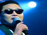 PSY Gangnam Style Live Performance MTV EMA Awards 2012 Europe Music Video Dance David Hasselhoff