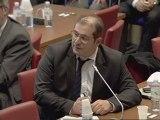 Commission des finances : audition de Pierre Moscovici et Jérôme Cahuzac sur le Projet de Loi de finances rectificatif pour 2012
