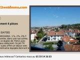 A vendre - appartement - Hendaye (64700) - 4 pièces - 70m²