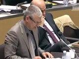Commission des affaires économiques et commission du développement durable : Table ronde sur le frêt