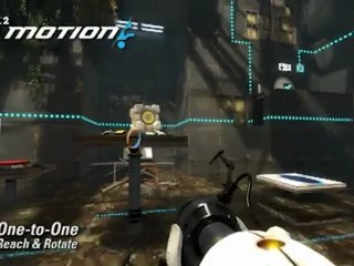 DLC In Motion de Portal 2