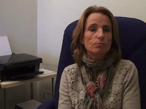 Béatrice Bourges répond aux questions du collectif