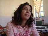 Μαθήτρια από το Καστελόριζο μιλά για τη ζωή και την εκπαίδευση -2-