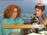 El Puerto - Nuevos talleres para muejeres de la Zona Sur