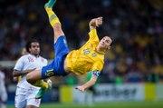 Le ciseau exceptionnel d'Ibrahimovic face à l'Angleterre !