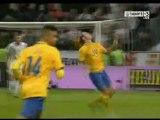 L'un des plus beau but de Zlatan