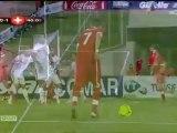 [HD] Tunisie 1-2 Suisse Buts et Résumé - Match Amical 14-11-2012