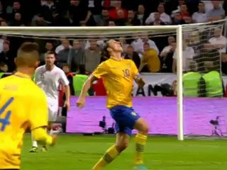 Ibrahimovic masterpiece against England