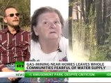 Chem-drops: Gas drilling poisons water, lives in US city of Dimock