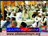 Part 1: Altaf Hussain Adress to Religious Scholars in Karachi
