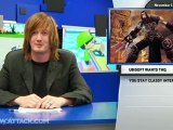 Free Copies of the Mass Effect Trilogy, Ubisoft Buying THQ, Origin Got Hacked - Hard News
