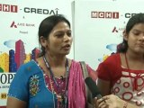 Visitor at MCHI-CREDAI Property Exhibition 2012