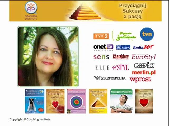Mentoring Mentor Biznes z Pasja Agnieszka Przybysz