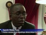 RDC: le 1er ministre veut rassurer les investisseurs français