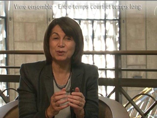Claire Gibault - Vivre ensemble 2012 - cese