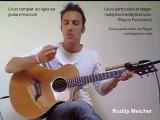 Cours Guitare acoustique et Fingerstyle  4