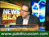 Dr.Shahid Masood Blasting Government on its Silence on Israel Attacks