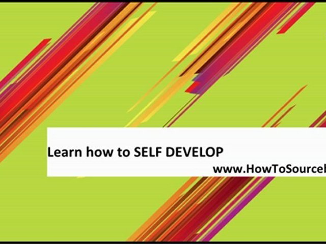 Personal Development – Learn About Personal Development Rules