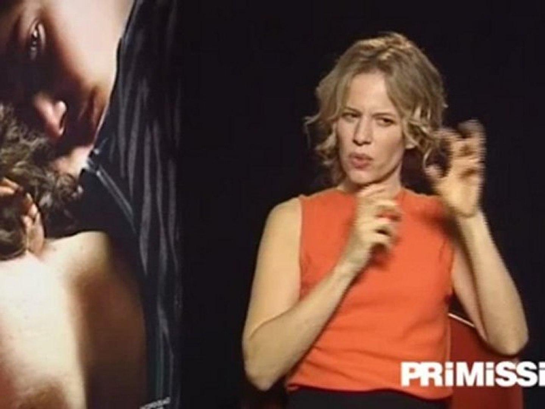 Intervista a Sonia Bergamasco per il film Io e te di Bernardo Bertolucci -  Primissima it