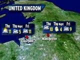 UK Weather Outlook - 11/15/2012