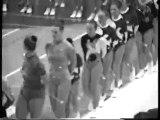 11 Fin de la compét NBTA avec des filles des filles et encore des filles et Saint léonard dedans Céline championne dans sa catégorie