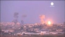 Gaza : une offensive terrestre imminente ?