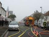 Berck : un restaurant complètement détruit par les flammes