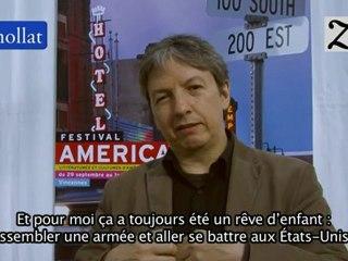 Vidéo de David Toscana