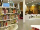 Présentation du réseau de bibliothèques de Barcelone