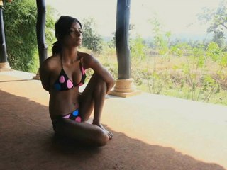 Weight Loss Yoga : Marichi's Pose