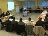 Rencontres Ambition Commerce : la CCI Nantes St-Nazaire, les élus et les commerçants imaginent le commerce de demain.