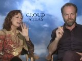 Hugo Weaving & Susan Sarandon - Interview Hugo Weaving & Susan Sarandon (Anglais)