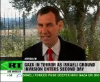 Israels ground offensive in full swing